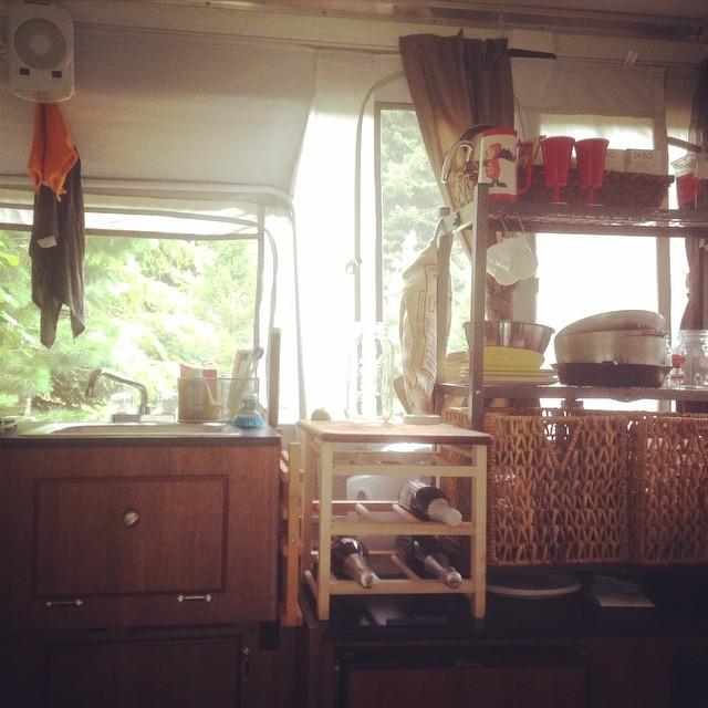 I miss my camp kitchen. | heatherkh | Flickr