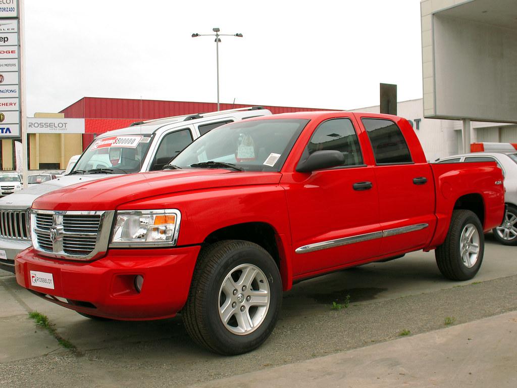 Dodge Dakota 2012 >> Dodge Dakota 3 7 Laramie Quad Cab 4x4 2012 Rl Gnzlz Flickr