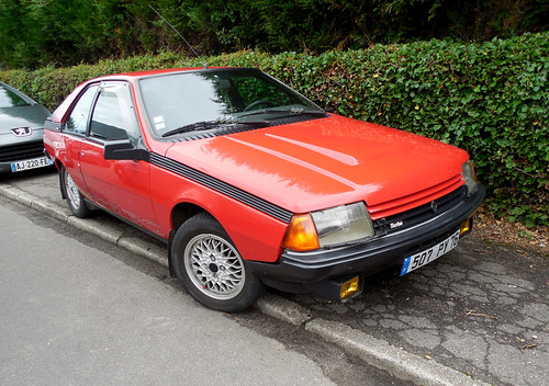 renault fuego turbo i 39 d thought earlier on that i 39 d seen s flickr. Black Bedroom Furniture Sets. Home Design Ideas