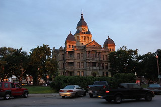 Denton County Courthouse, Denton, Texas | by TexasExplorer98