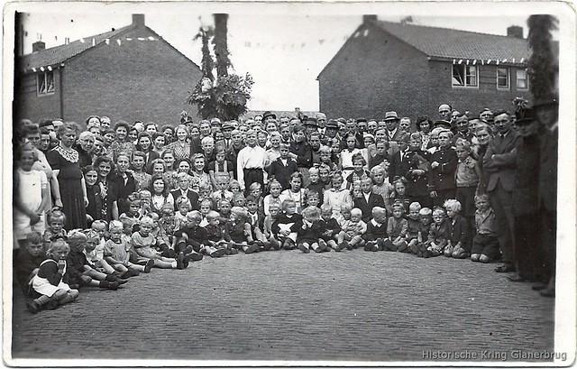1955~, Tranendal, groepsfoto