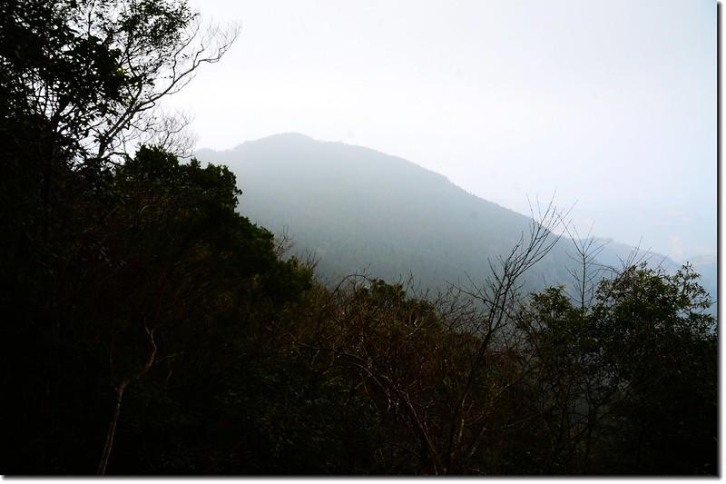 高台山展望 2
