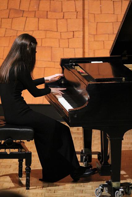 """ESPERANZA MARTÍN, PIANO - AUDITORIO """"ÁNGEL BARJA"""" CONSERVATORIO DE LEÓN - 2.3.17"""