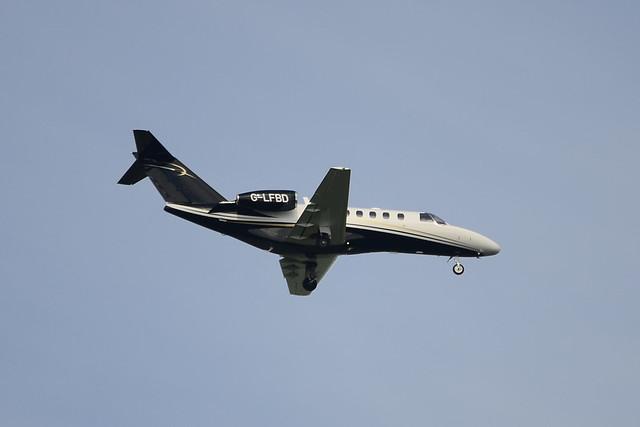 G-LFBD Cessna 525A Citationjet CJ2+