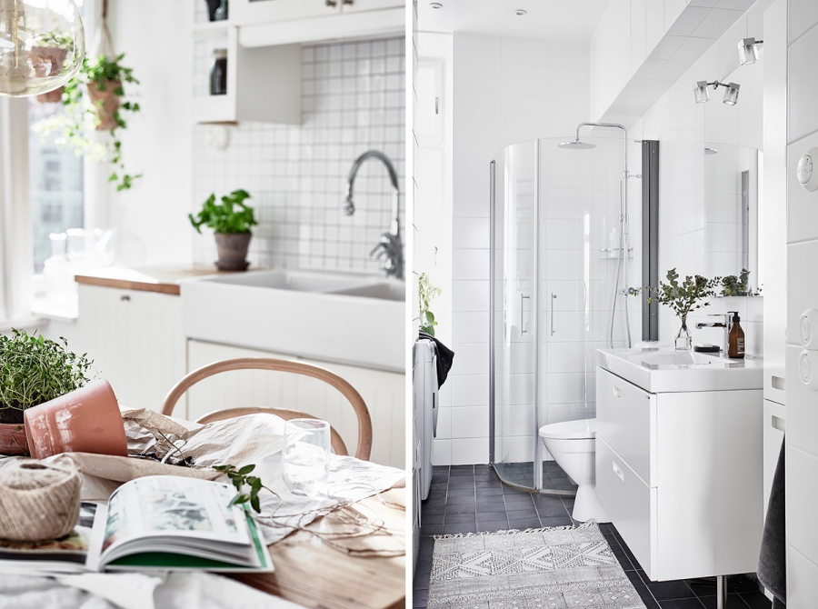 A Legit Scandinavian Apartment Goals