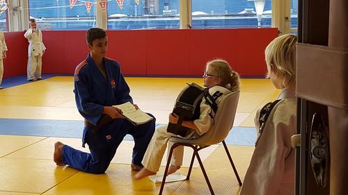 Zwarte pieten bij judo 2015