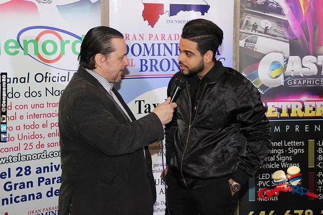 8va Entrega De Premios Herencia Dominicana (2017) La Gran Parada Dominicana Del Bronx (Villa Barone Manor)
