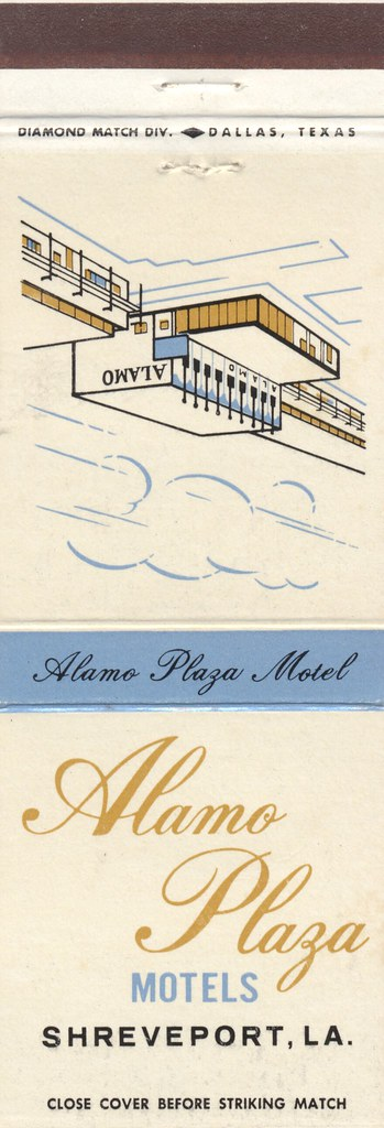 Alamo Plaza Motel - Shreveport, Louisiana
