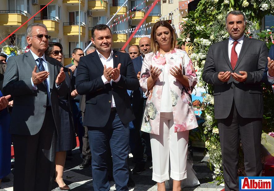 Rauf Sadullahoğlu, Adem Murat Yücel, Nilüfer Sadullahoğlu Zavlak, Mustafa Harputlu