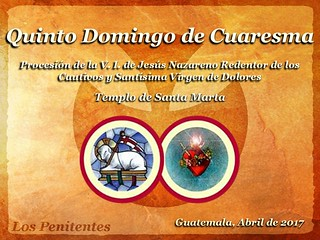 Quinto Domingo, Santa Marta