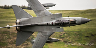 Close up of an RAF Tornado GR4 | by JTW Aviation Images