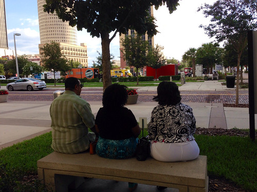 Thinking, foodtruck or not - Downtown Tampa? | by BizBuzz America
