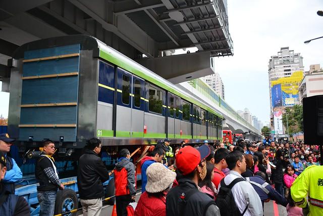 台中捷運綠線電車:連結部
