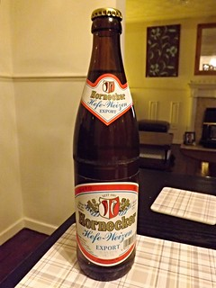 Hornecker, Hefe-Weizen Export Hell, Germany
