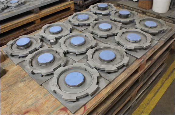 Compact Springs Designed for an Oil Refinery Expansion Project