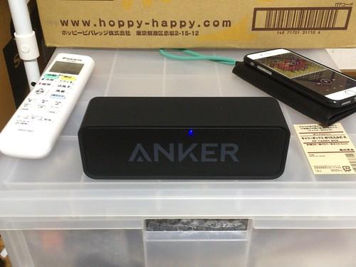 Anker SoundCore ポータブル Bluetooth4.0 スピーカー