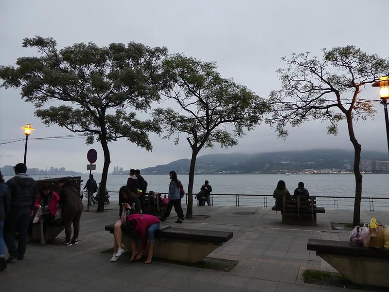 Tamsui Promenade