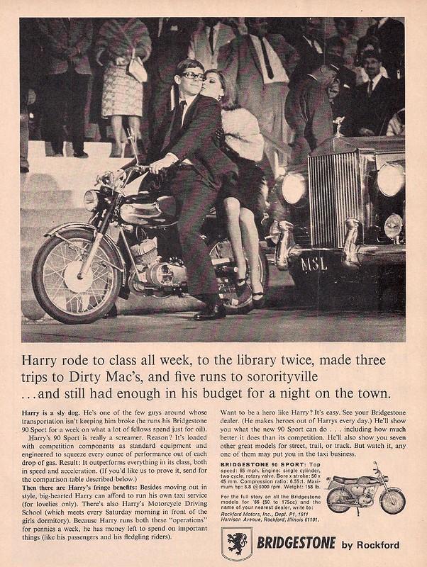 Bridgestone 1966