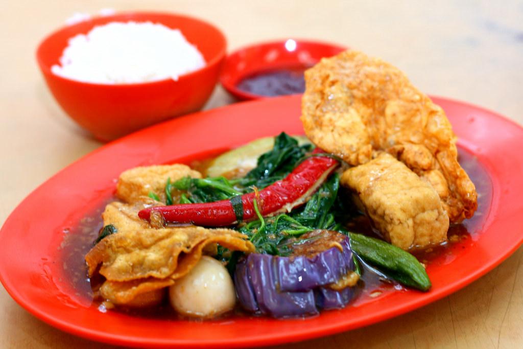 Yong Tau Foo: Ngee Fou Restaurant Ampang