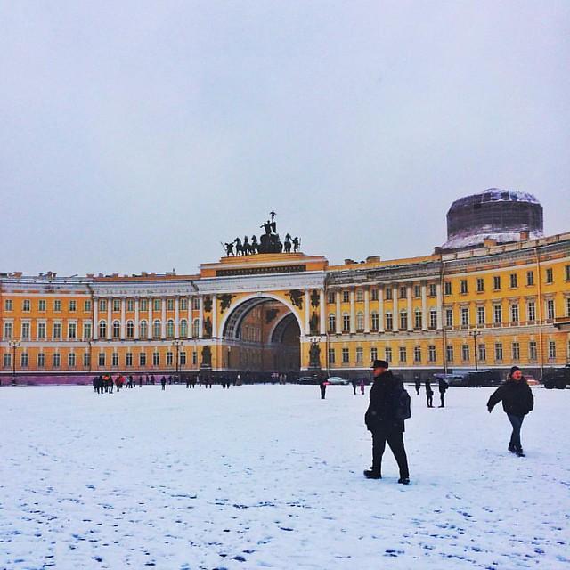Plaza del Palacio de San Petersburgo