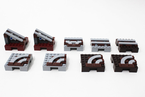 LEGO Minecraft The Nether Railway (21130)