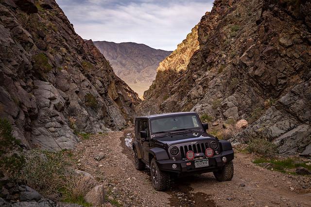 Goler Canyon