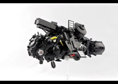 """Ungraceful Koi"" Unmanned Interceptor"