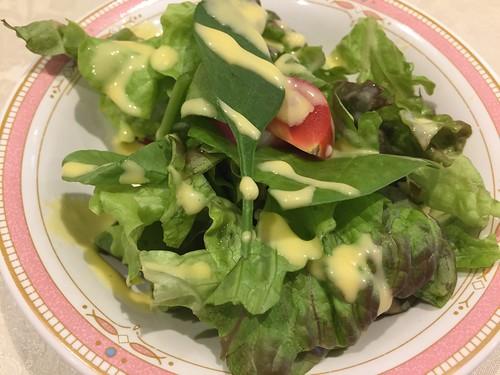 マユール サラダ