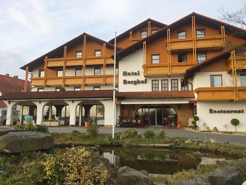 Hotel-Restaurant Berghof - Petersberg bei Fulda