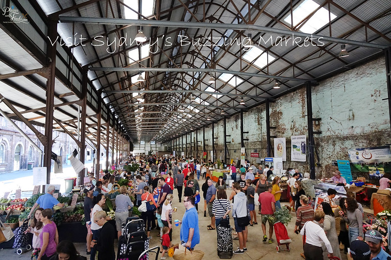 sydney buzzing market