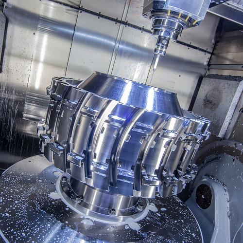 Advanced Aerospace Disc Manufacturing Facility The 18