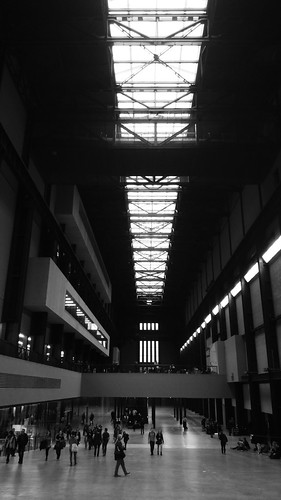 turbine hall by mr exploding