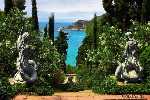 Jardines de Santa Clotilde (Lloret de Mar)  Los Jardines de…  Flickr