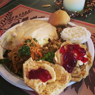Thanksgiving Food | by prayingmother