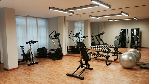 Fitness Center | by Cantur City Hotel