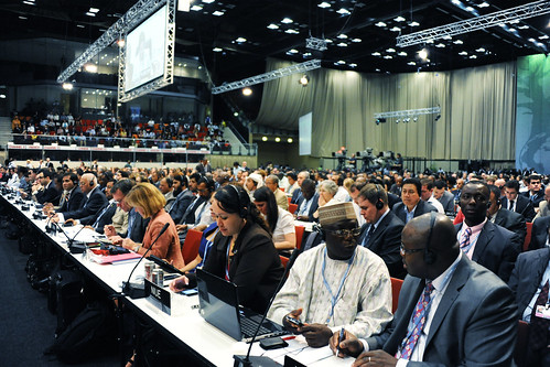 UN Climate Change Conference Opens in Durban, South Africa | by United Nations Photo