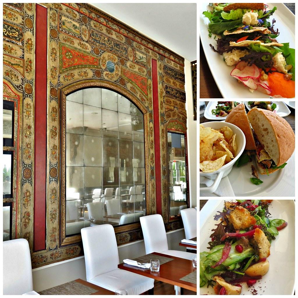 Diwan Restaurant Aga Khan Museum Toronto ON Left Inter Flickr - Cuisine aga