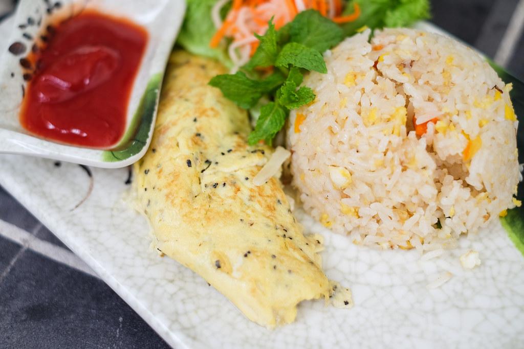 Vietnamese Food: Little Saigon Fried Rice