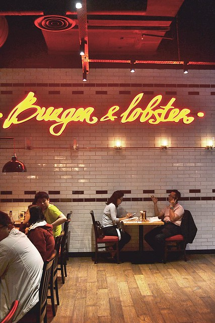 2.UK's Burger and Lobster in Malaysia (Sky Avenue Genting Highland)