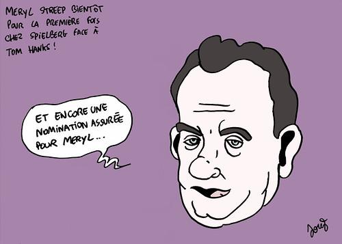 09_Meryl Streep Spielberg Tom Hanks