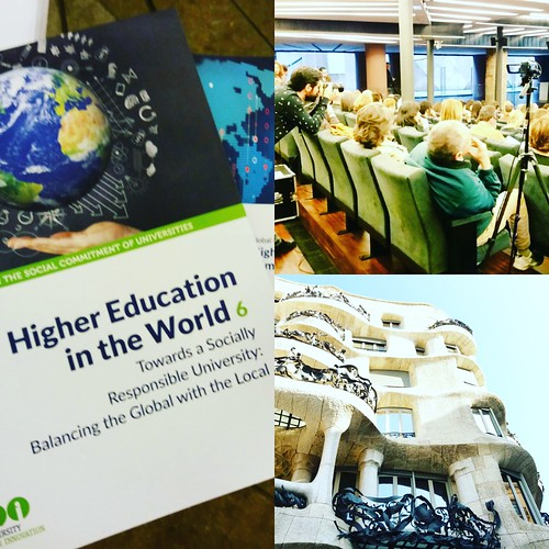 Presentation of the 6th Higher Education in the World Report