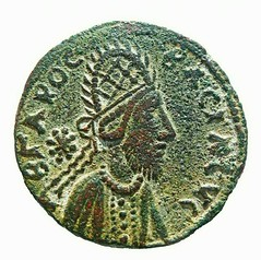 Coin of King Manu could be Jesus