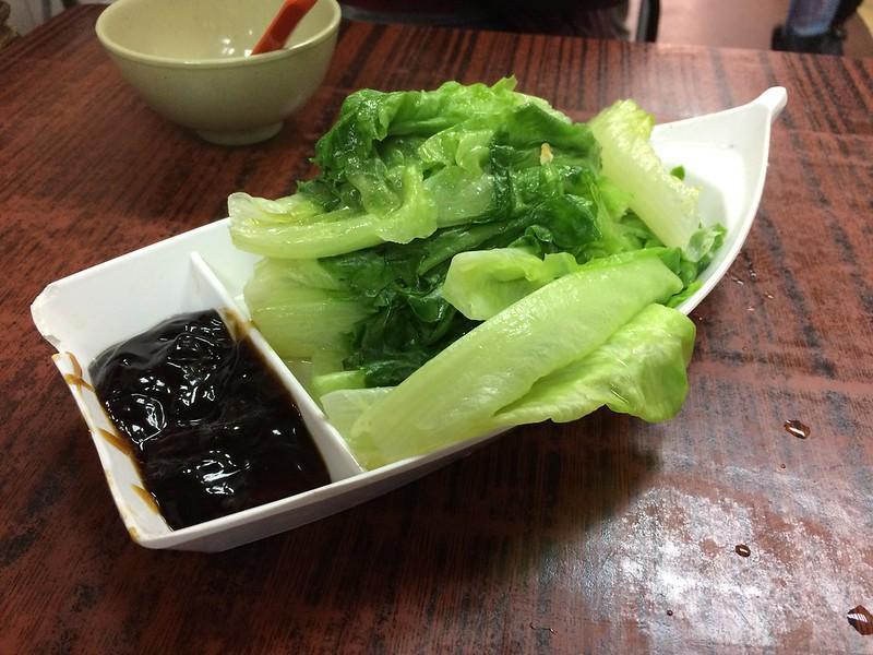 宏興美食館(生菜)