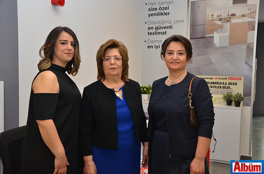 Çiğdem Sadullahoğlu, Fatma Sadullahoğlu, Hayriye Argun
