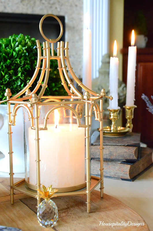 Brighton Pagoda Candle Holder-Housepitality Designs