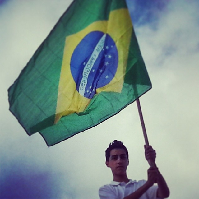 brazil #worldcup   Ibrahim Zayat   Flickr