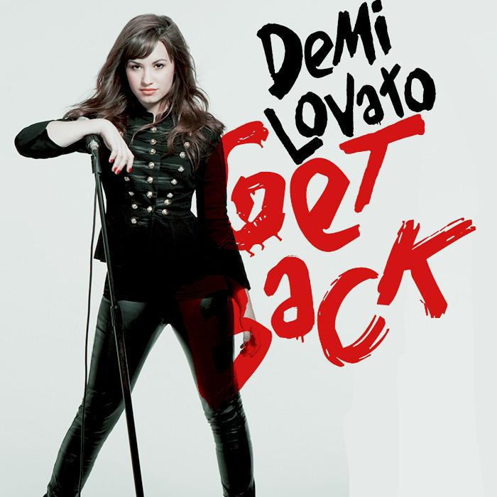Demi Lovato Get Back By Sara_kiki