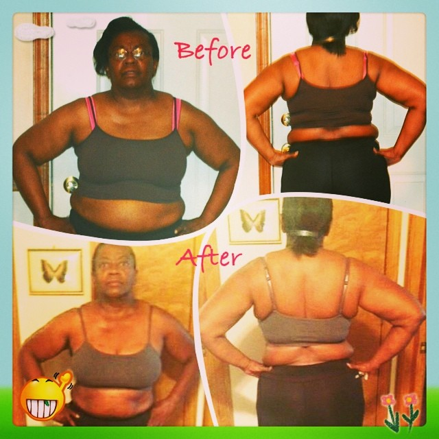 2a6a74efdc ... Amazing results for Georgann after  21DayFix and the  ultimate reset