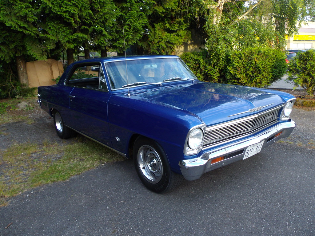 1966 Chevrolet Chevy Ii Nova Aw Show N Shine June 26 Flickr By Foden Alpha