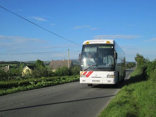 Bus Eireann Tours Donegal